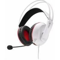 ASUS Cerberus Stereofonní sluchátka Černá, Červená, Bílá