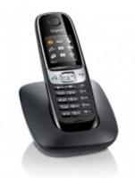 SIEMENS Gigaset C620 černá - DECT/GAP bezdrátový telefon