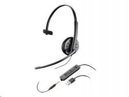 Plantronics - Blackwire C315-M - 300 Series - náhlavní souprava s mikrofonem