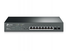 TP-Link T1500G-10PS ( TL-SG2210P ) PoE Switch 8x 10/100/1000 + 2x SFP slots, 53W
