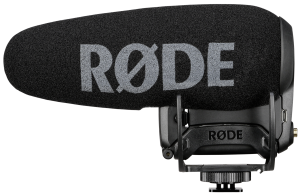 Rode VideoMic Pro+ - Profi mikrofon