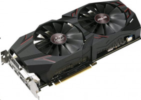 ASUS Cerberus GeForce GTX 1070 Ti Advanced, CERBERUS-GTX1070TI-A8G, 8GB GDDR5, DVI, 2x HDMI, 2x DisplayPort