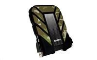 """ADATA Externí HDD 2TB 2,5"""" USB 3.0 DashDrive Durable HD710M, kamufláž (gumový, nárazu/vodě/prachu odolný)"""