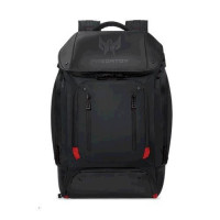 ACER PREDATOR GAMING ROLLTOP BACKPACK (PBG6A0) GRAY BLACK (RETAIL PACK)