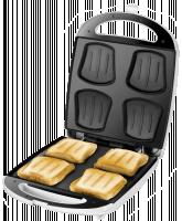 Unold 48480 Sandwich toustovač Quadro