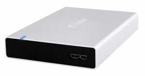 FANTEC ALU15MMU3 Silver Aluminiu 2,5 SATA, USB 3.0, 15mm