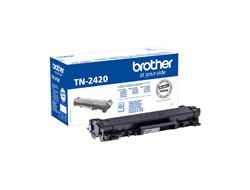 Brother Toner  BK                TN-2420