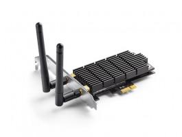 TP-Link Archer T6E bezdrátový PCI express adaptér, 867+400Mbps, 802.11ac/a/b/g/n, 2x odnímatelná anténa