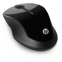 HP X3500 Bezdrátová myš, černá