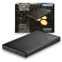 "AXAGO USB3.0 - SATA 2.5"" externí ALINE box"