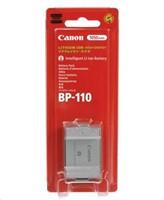 Canon BP 110 - Baterie na videokamera 1 x - pro LEGRIA HF R206, HF R26, HF R27, HF R28; VIXIA HF R2 (5071B002)