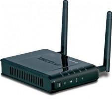 WiFi router Trendnet TEW-638APB AP/router, 1x LAN, 2,4GHz/300Mbps