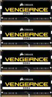 Corsair Vengeance SO-DIMM sada 32GB, DDR4-3800, 4 x 8 GB