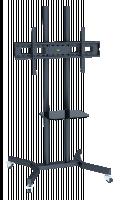 Reflecta TV stojan 50P-Shelf black