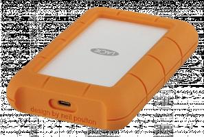 LaCie Rugged USB-C 4TB Mobile Drive Externí pevný disk