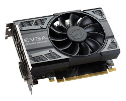 EVGA GeForce GTX 1050Ti Gaming, 4GB, HDMI2.0b, DisplayPort1.4 and DualLinkDVI