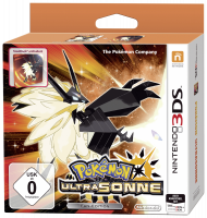 Nintendo 3DS Pokemon UltraSun Fan-Edition