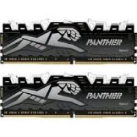 Apacer Black Panther Rage Silver DDR4, 2x8GB, 3000MHz, CL16, paměť