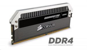 Corsair Dominator Platinum RAM DDR4 3000MHz 16GB C15 sada