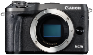 Canon EOS M6 Body černá