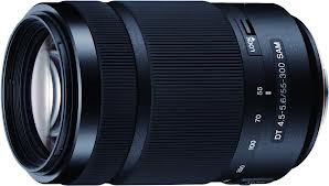 Sony SAL 4,5-5,6/55-300 mm DT SAM