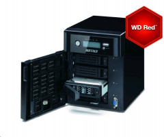 Buffalo TeraStation 5400 WSS - Server NAS - 4 TB - SATA 3Gb/s - HDD 1 TB x 4
