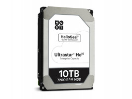 HGST Ultrastar He10 10TB Serial ATA III Vnitřní pevný disk