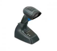 Datalogic QuickScan Mobile QM2430, 2D, multi-IF, sada (RS232), černá (skener, kolébka, RS232 kabel, napájení)