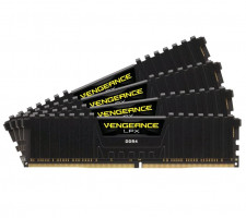 Corsair - Pamět RAM D4 3200 MHz, 64GB (4 x 16Gb) C16 Corsair Ven K4