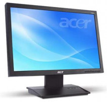 Acer V196WLbmd - LED monitor - 19