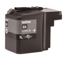 Brother LC-129XLBK (inkoust black,2400 str.@ 5% draft)