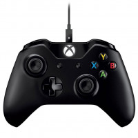 Xbox ONE Wireless Controller + kabel pro Windows