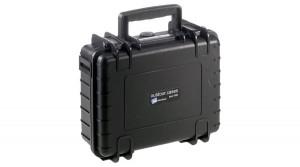 B&W Venkovní Case Type 1000/B black s GoPro 5 Inlay