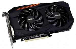 GIGABYTE grafická karta Radeon RX 580 8GB AORUS / PCI-E / 8GB / DVI / HDMI / 3x DP / active