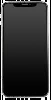 Apple iPhone X 256GB MQAG2ZD/A Stříbrná
