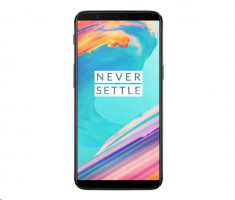OnePlus 5T 4G 64GB Dual-SIM midnight black