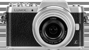 Panasonic Lumix DMC-GF7 sada černá / stříbrná + H-FS 12-32 mm