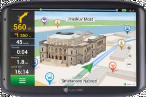 """NAVITEL E500 LIFETIME 5"""" EU45+RUS,UKR,BLR,KAZ"""