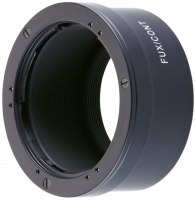 Novoflex adaptér Contax/Yashica Objektive an Fuji X pro Kamera