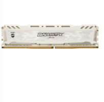 Ballistix Sport LT 16GB DDR4 2666 MT/s DIMM 288pin white