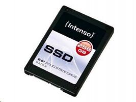 Intenso TOP SSD 2,5 - 256GB SATA III / Solid State Drive