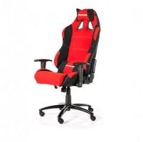 Akracing AK-K7018-BR Prime Herní židle, červená/černá