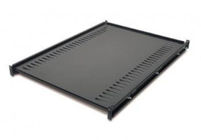 Fixed Shelf 250lbs/114kg černá barva