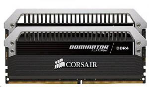 Corsair Dominator Platinum 32GB (2 x 16 GB) 2666MHz DDR4 2x288 DIMM Unbuffered 1.2V