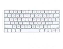 Apple Magic Keyboard - US, White
