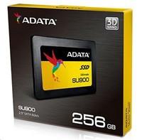 """Adata SU900 SSD SATA 6GB/s 2.5"""" 256GB, read/write 560/525MB/s, 3D MLC"""