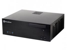 Silverstone SST-GD04B, Malá černá počítačová skříň