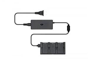 DJI Spark nabíjecí adaptér pro 3 akumulátory