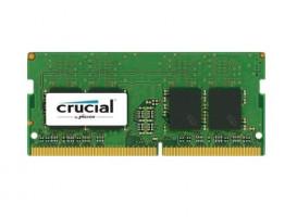 Crucial 16GB DDR4 2133 MT/s SODIMM 260pin DR x8 unbuffered