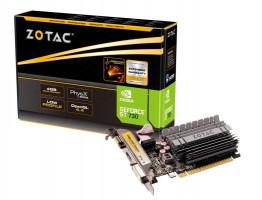 ZOTAC GeForce GT 730 Zone Edition Low Profile, 4GB DDR3
